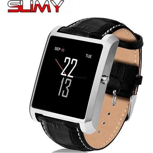 Relógio Inteligente Smartwatch Dm08 Freq. Cardíaca Bluetooth Slimy