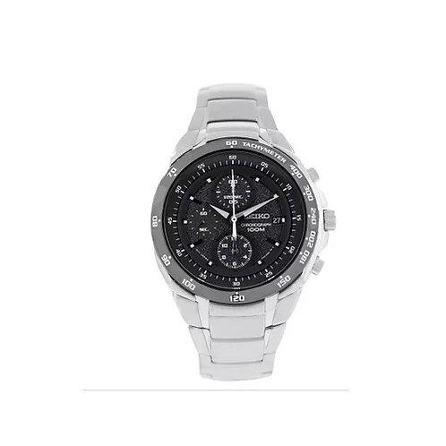 Relógio Aço Inoxidável Chronograph SND703P1 Primeira Linha SEIKO