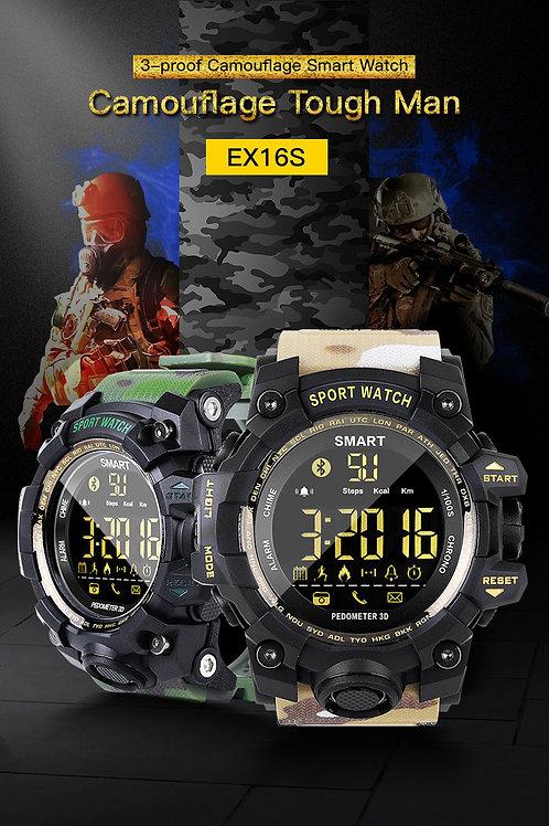 Relógio Inteligente Smartwatch Pedômetro Bluetoo Slimy Ex16s