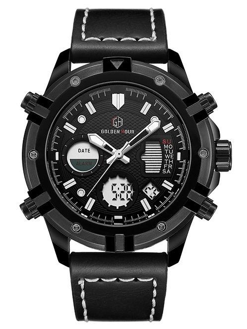 Relógio Esportes / Militar Analógico / Digital Golden Hour Gh110