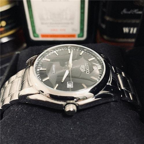 Relógio De Pulseira De Aço Inoxidável Quartzo 8278 Primeira Linha 30m Tipo SEIKO