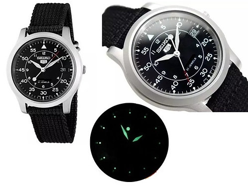 Relógio Pulseira de Nylon 21 Joias Quartzo Esportivo