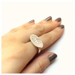 Sea Anemone Ring I