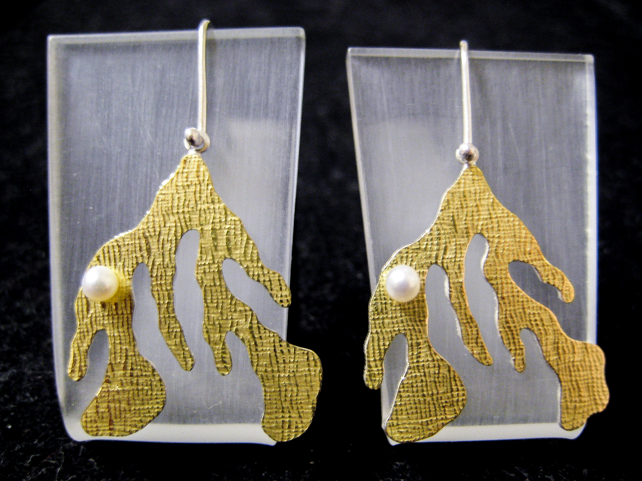Kelp Earrings I