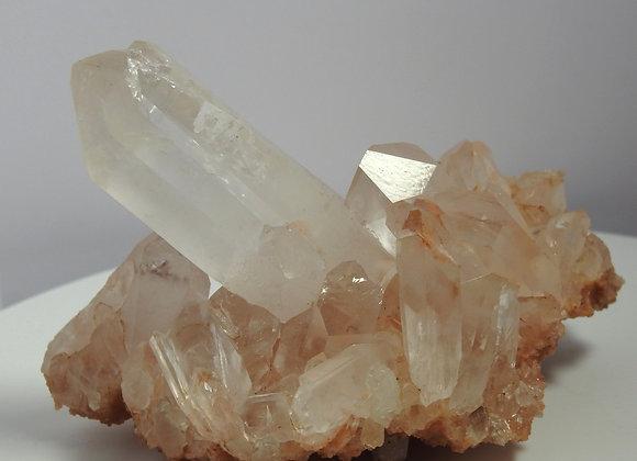 madagascan quartz cluster
