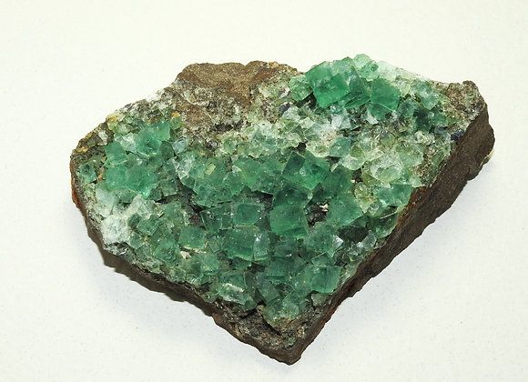 Weardale uk GREEN FLUORITE