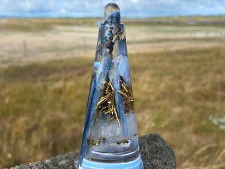 Another superb Orgone power tower