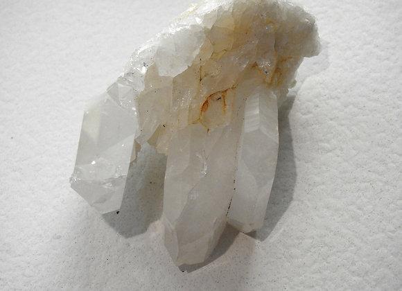 tabular quartz formation Brazil