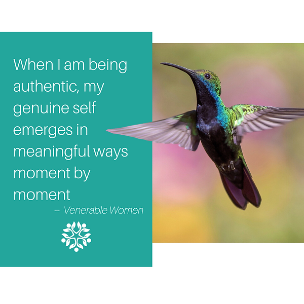 Genuine self emerges moment by moment.pn