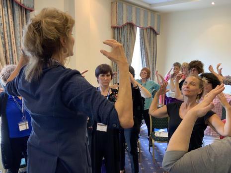 Nursing Symposium, Galeway, Ireland