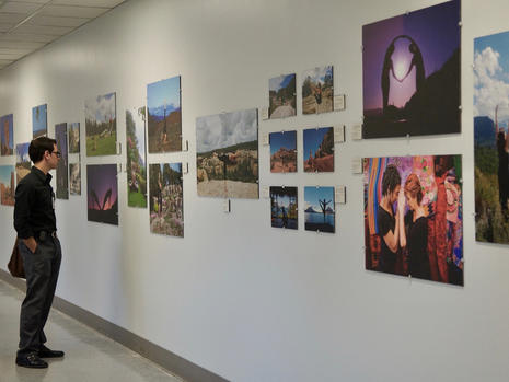 Yoga Off and On the Wall Traveling Exhibit