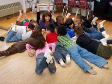 Laurie Leading School Workshop