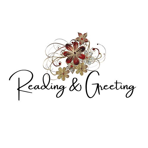 Reading & Greeting by Gina