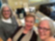 Dawn, Pat & Pamela Joy