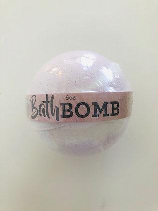 Lavender Bath Bomb (6oz)