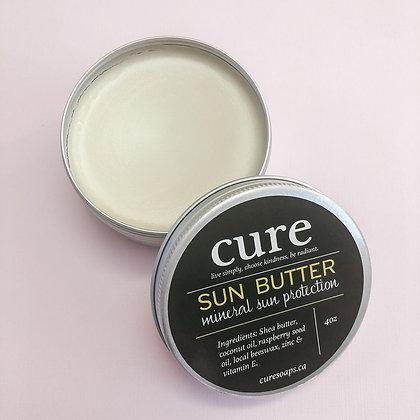 Sun Butter Mineral Sun Protection