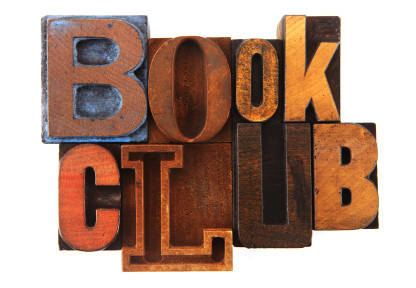 Book Club books for March and April 17