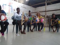 Nyatiti workshop-GoDown Arts Centre
