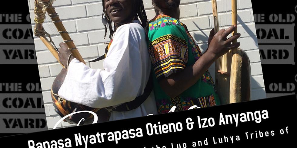 Kenyan Penta-Diatonic String Duet