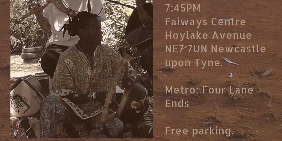 Nyatiti & Bansuri Showcase