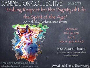 """""""Making Respect for the Dignity of Life the Spirit of the Age"""" An Inclusive Performing Eve"""