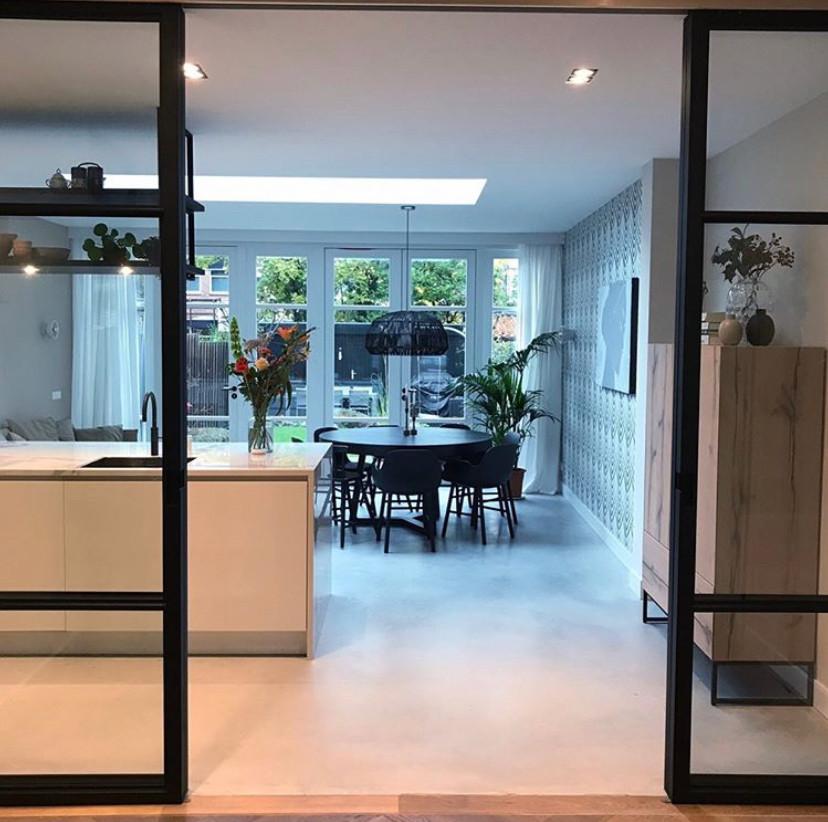 Jaren '30 huis in Leiden.