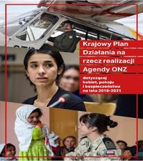 Rezolucja Rady Bezpieczeństwa ONZ nr 1325 - Krajowy Plan Działania na rzecz realizacji Agendy ONZ do