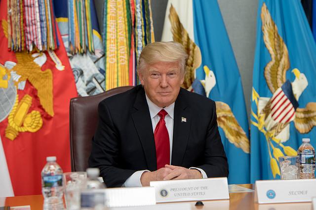 Donald Trump i Ukraina