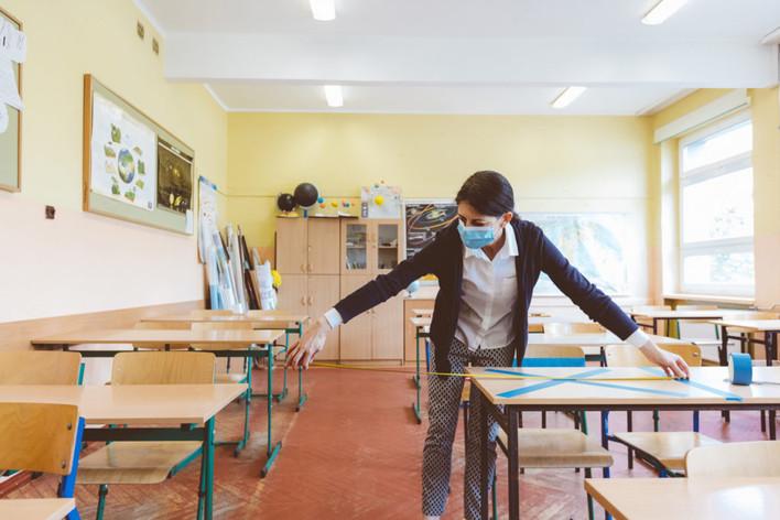 Zagrożenia kryminalne i terrorystyczne w placówce edukacyjnej w dobie epidemii