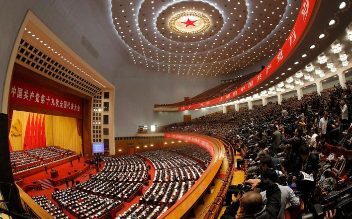 Rosną napięcia w Komunistycznej Partii Chin