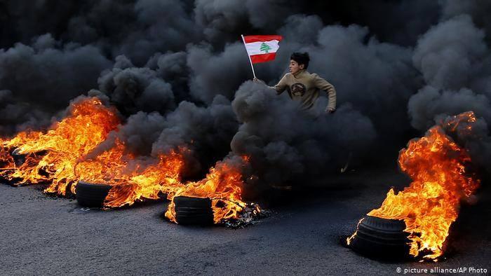 Wybuch wolności w Libanie?