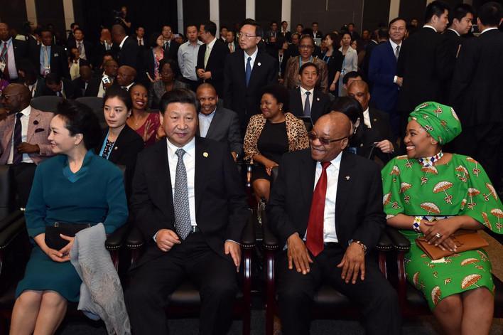 Trendy w relacjach chińsko-afrykańskich