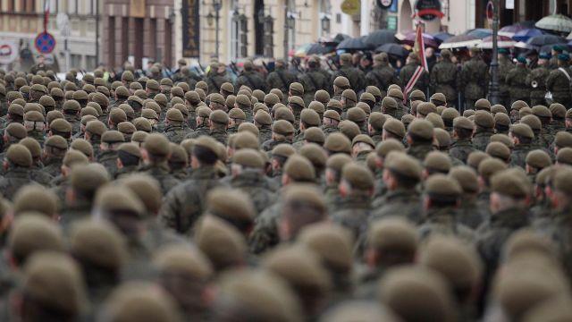Budujemy wojska wewnętrzne czy Obronę Terytorialną?