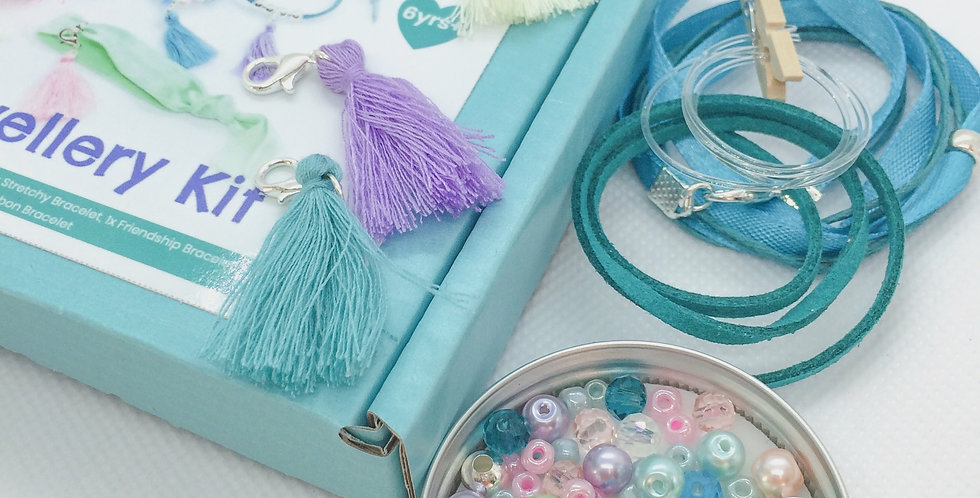 Tassel jewellery kit