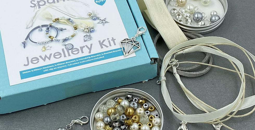 Sparkle Jewellery Making Kit