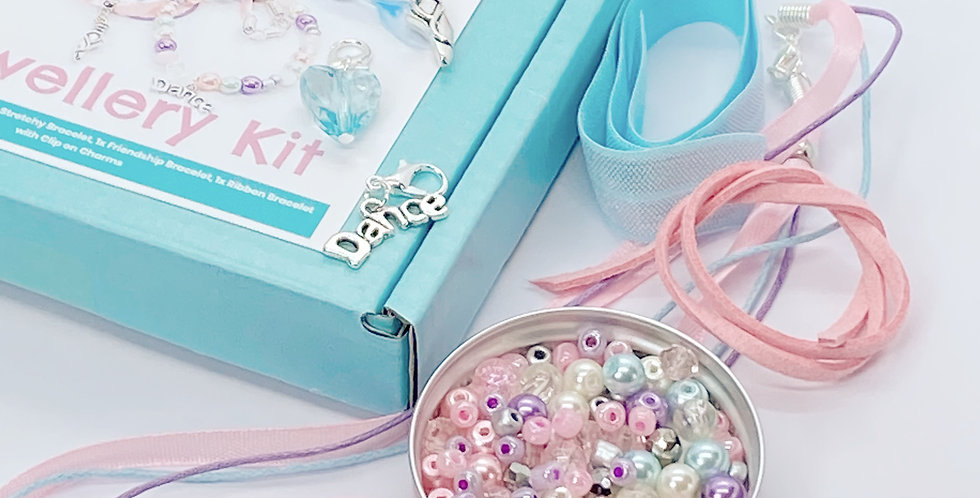 Ballerina Jewellery Making Kit