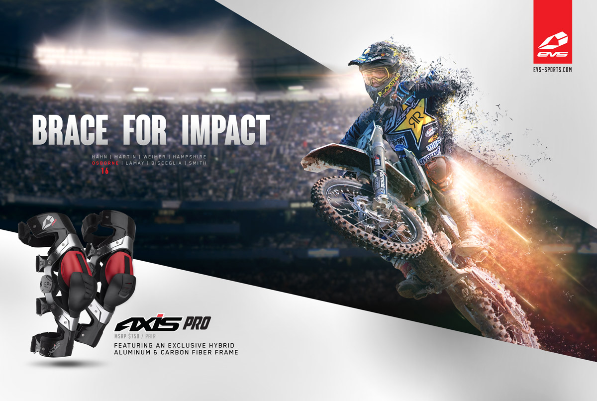 "Evs Sports ""Breakaway"" Axis Sport"