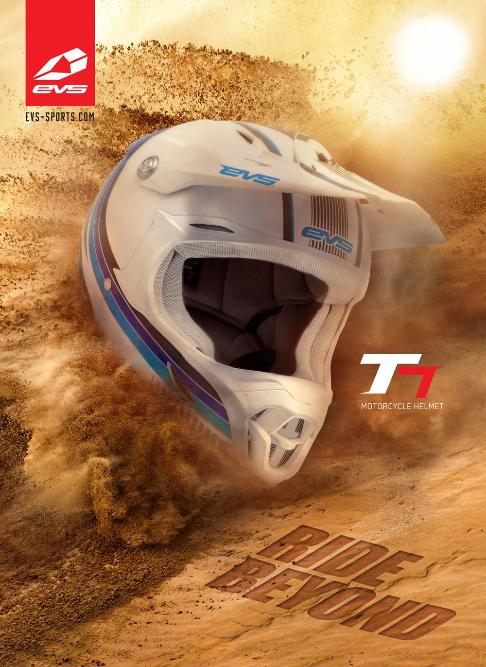 EVS Sports T5 Helmet