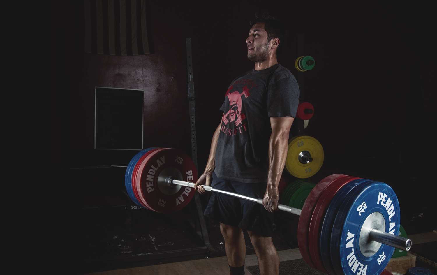 "Soundbot Crossfit ""Dead Lifts"""