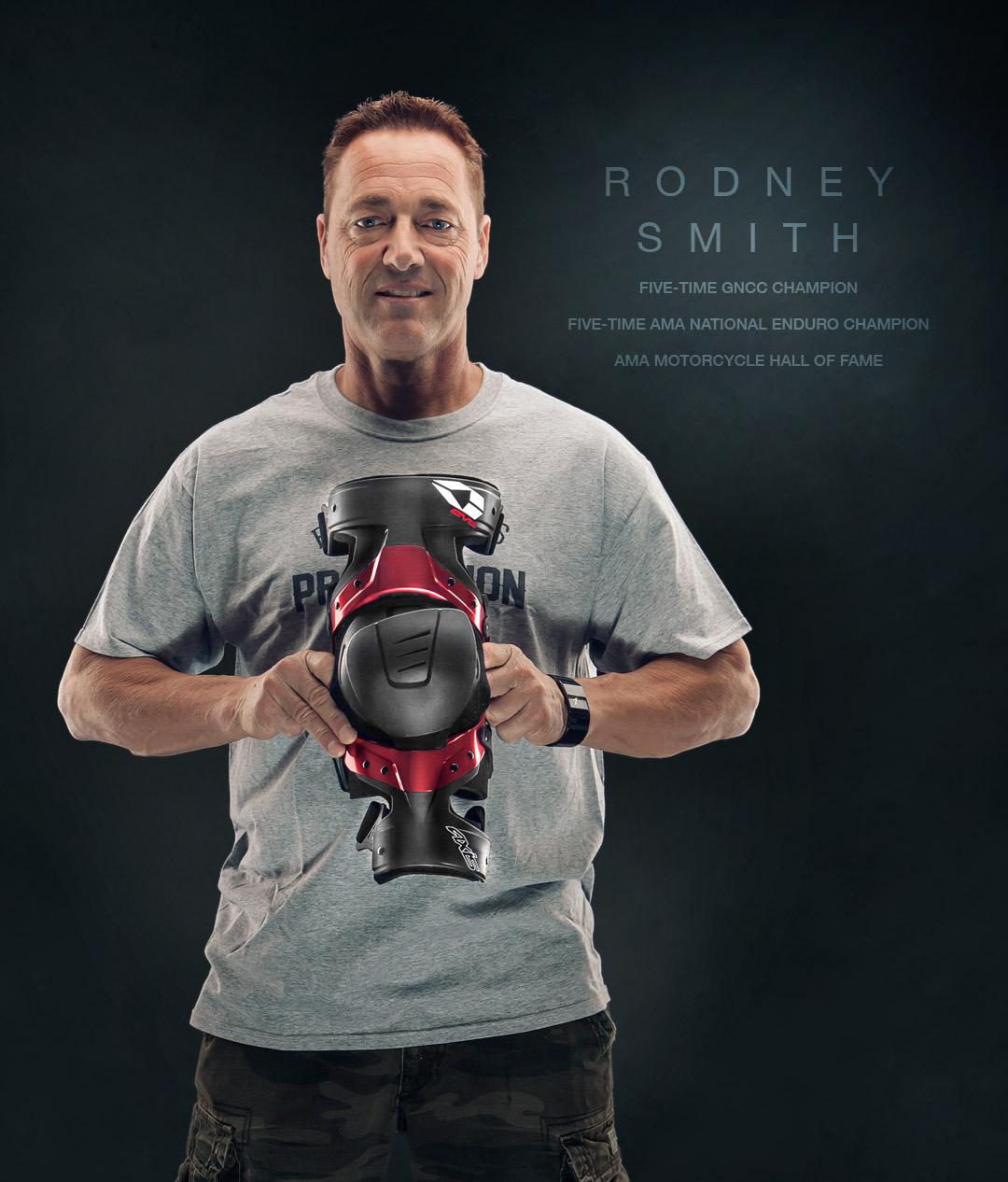 Rodney Smith EVS Sports Axis Sports