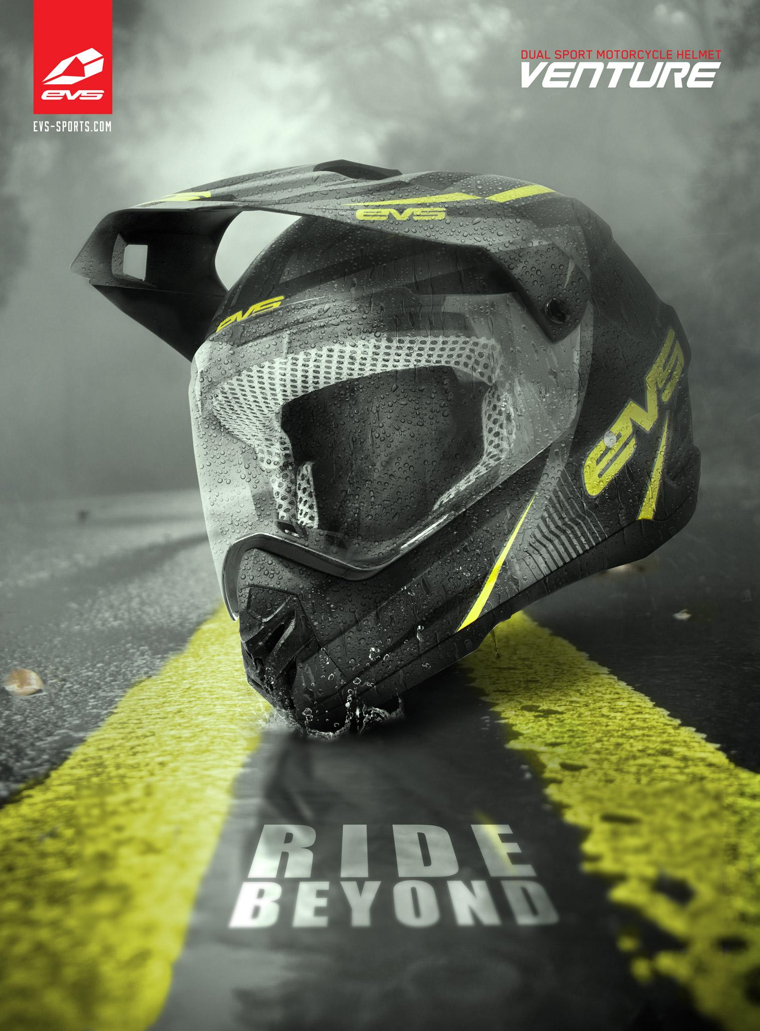 EVS Sports Venture Helmet