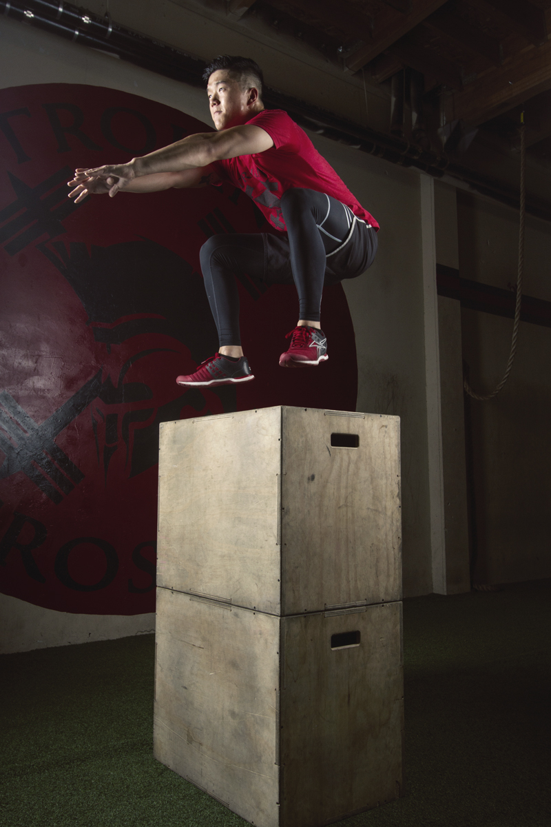 "Soundbot Crossfit ""Box Jumps"""