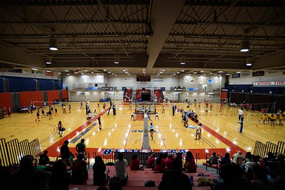 Women's Volleyball Tournament at CSU - Pueblo