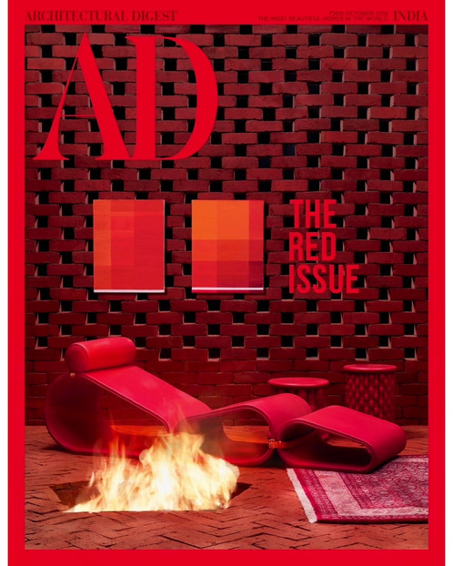Architectural Digest Cover Photography and Video