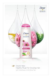 Dove Beauty Splash Oil