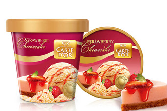 Icecream  Packaging Photography