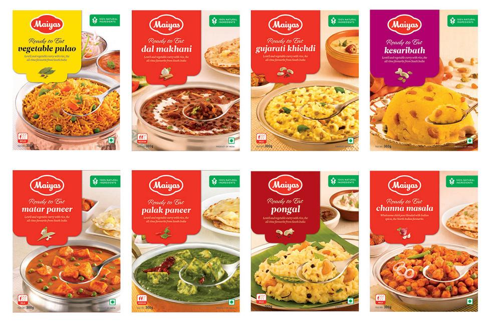 Maiyas Packaging Photography