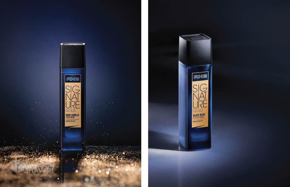 Axe Signature Perfume Photography