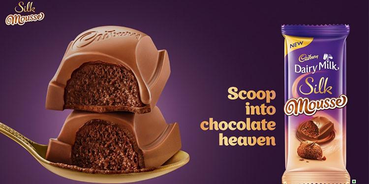 Cadbury Silk Mousse