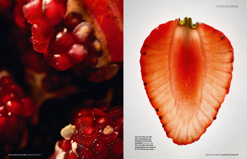 Conde Nast Traveler India The Ultimate Taste Test Jignesh Jhaveir Best Food Photographer, Mumbai, India